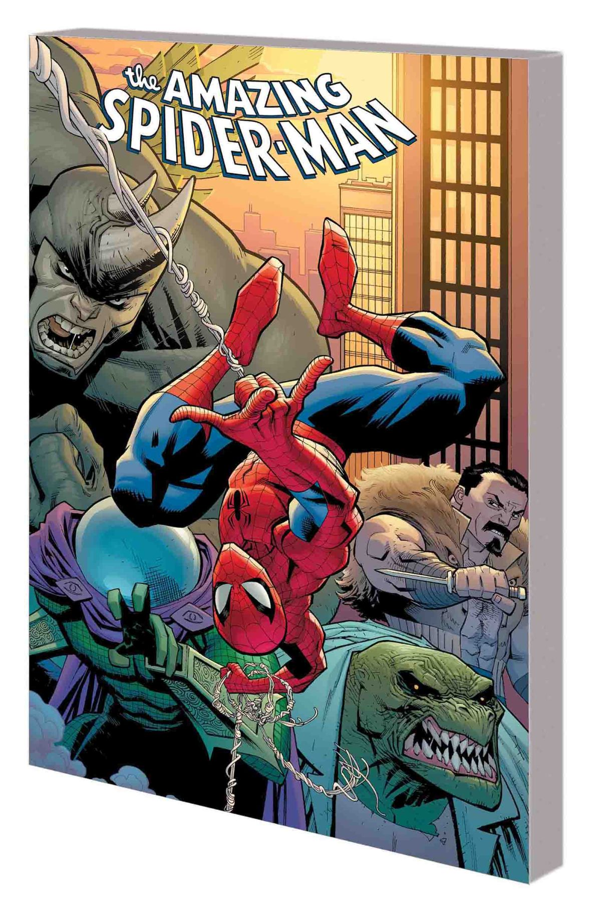 AMAZING SPIDER-MAN BY NICK SPENCER VOL. 1: BACK TO BASICS TPB