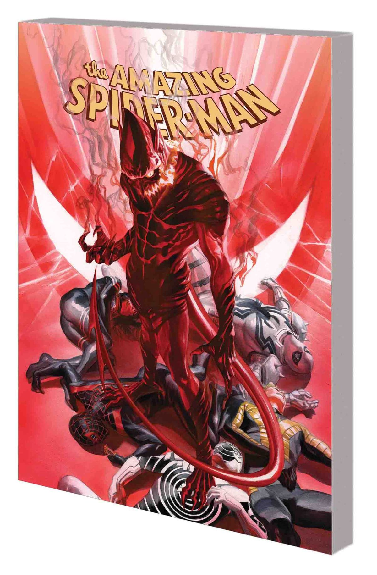 AMAZING SPIDER-MAN: WORLDWIDE VOL. 9 TPB