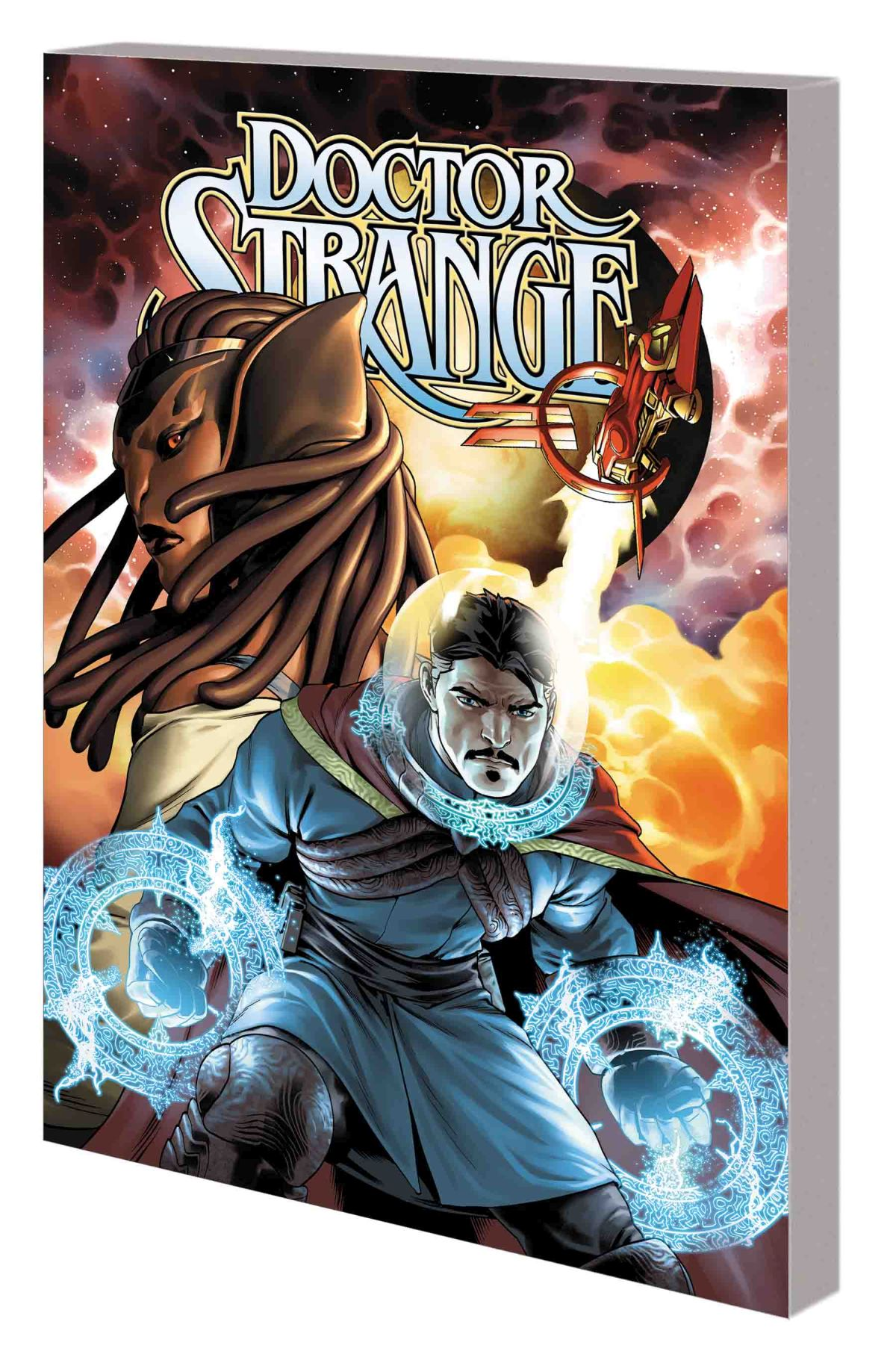 DOCTOR STRANGE BY MARK WAID VOL. 1: ACROSS THE UNIVERSE TPB