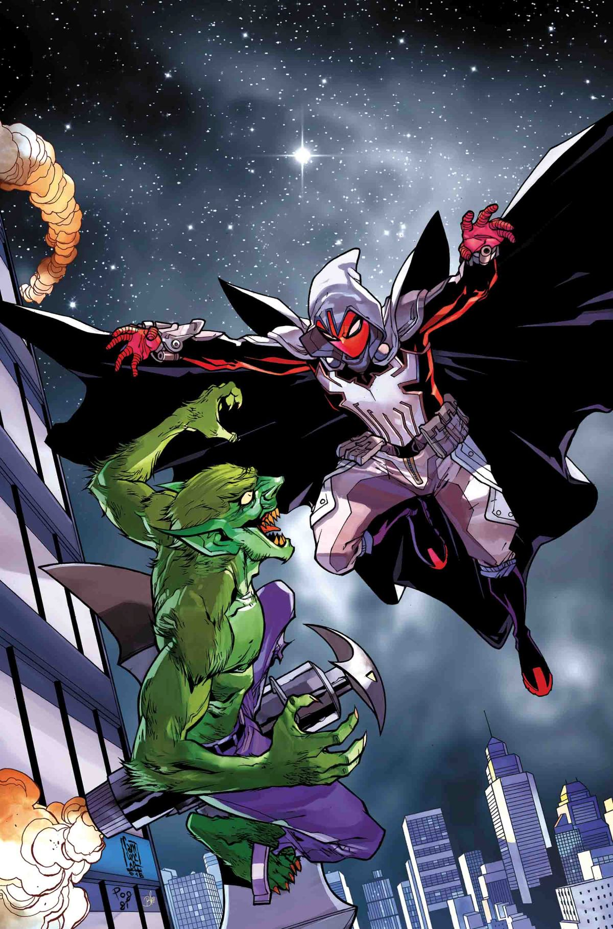 INFINITY WARS: ARACHKNIGHT #2 (of 2)
