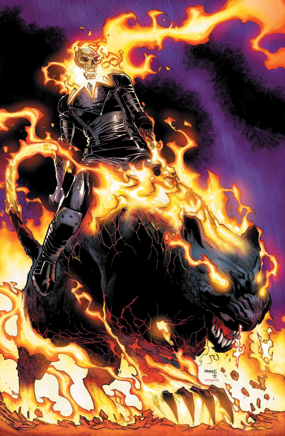 INFINITY WARS: GHOST PANTHER #1 (of 2)