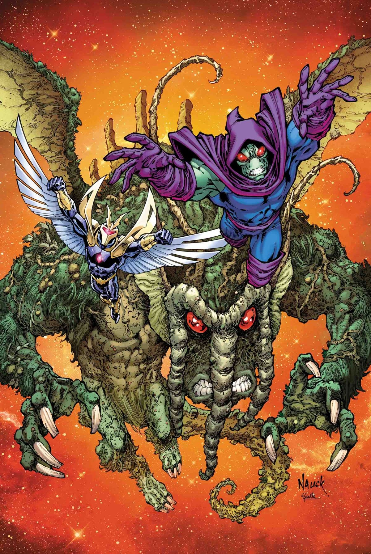 INFINITY WARS: SLEEPWALKER #3 (of 4)
