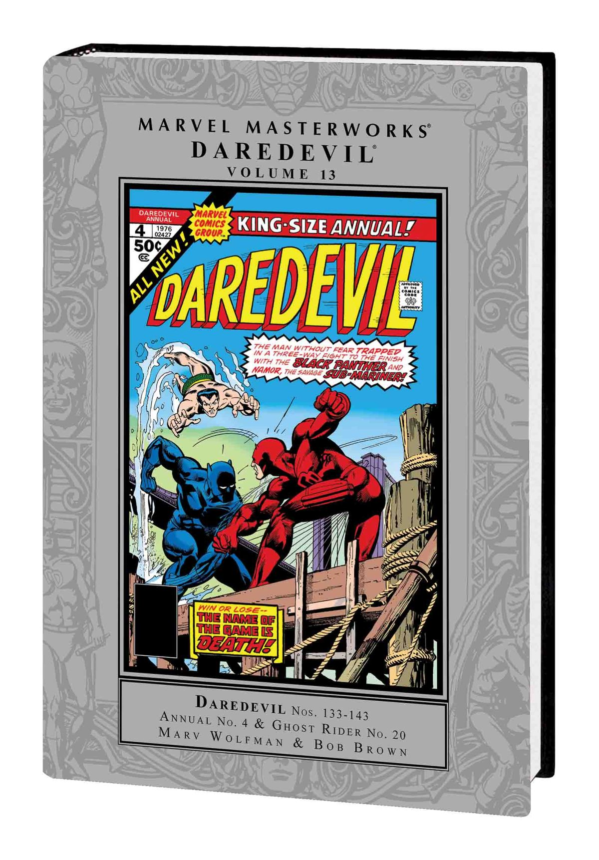 MARVEL MASTERWORKS: DAREDEVIL VOL. 13 HC
