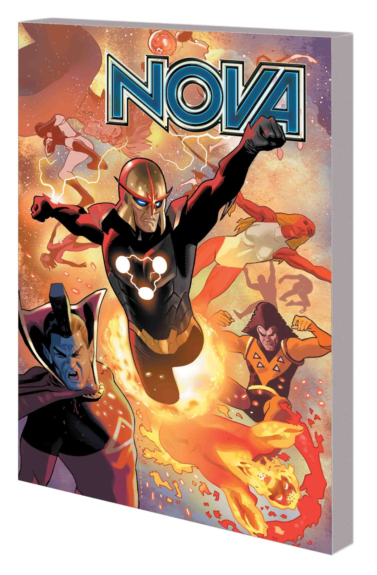 NOVA BY ABNETT & LANNING: THE COMPLETE COLLECTION VOL. 2 TPB