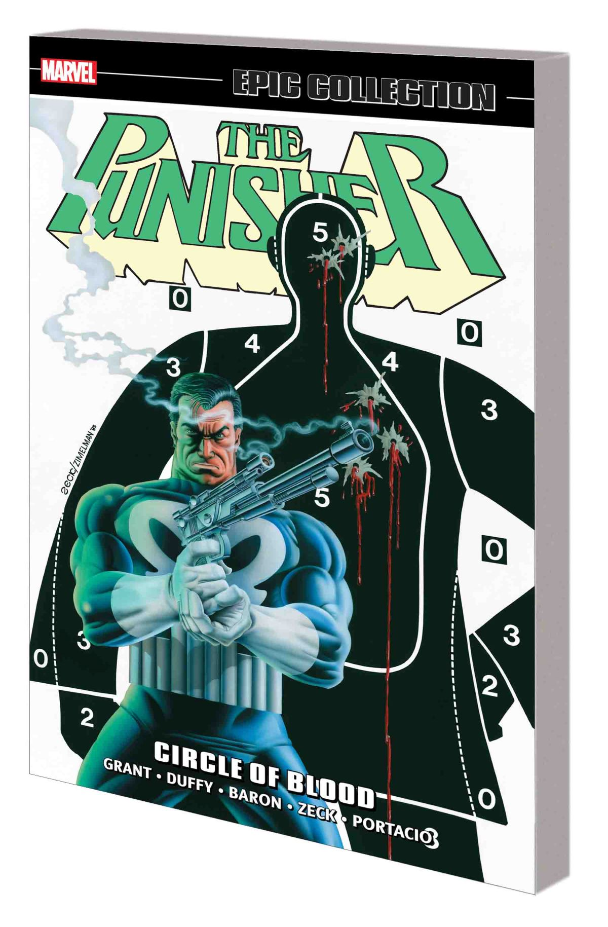 PUNISHER EPIC COLLECTION: CIRCLE OF BLOOD TPB