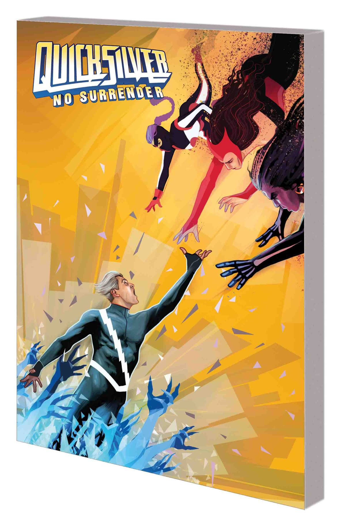 QUICKSILVER: NO SURRENDER TPB