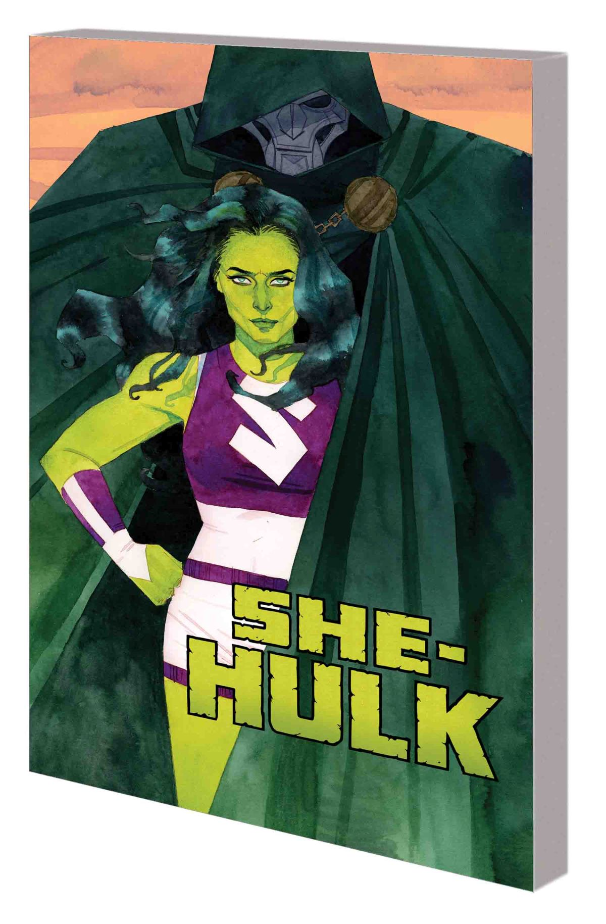 SHE-HULK BY CHARLES SOULE: THE COMPLETE COLLECTION TPB