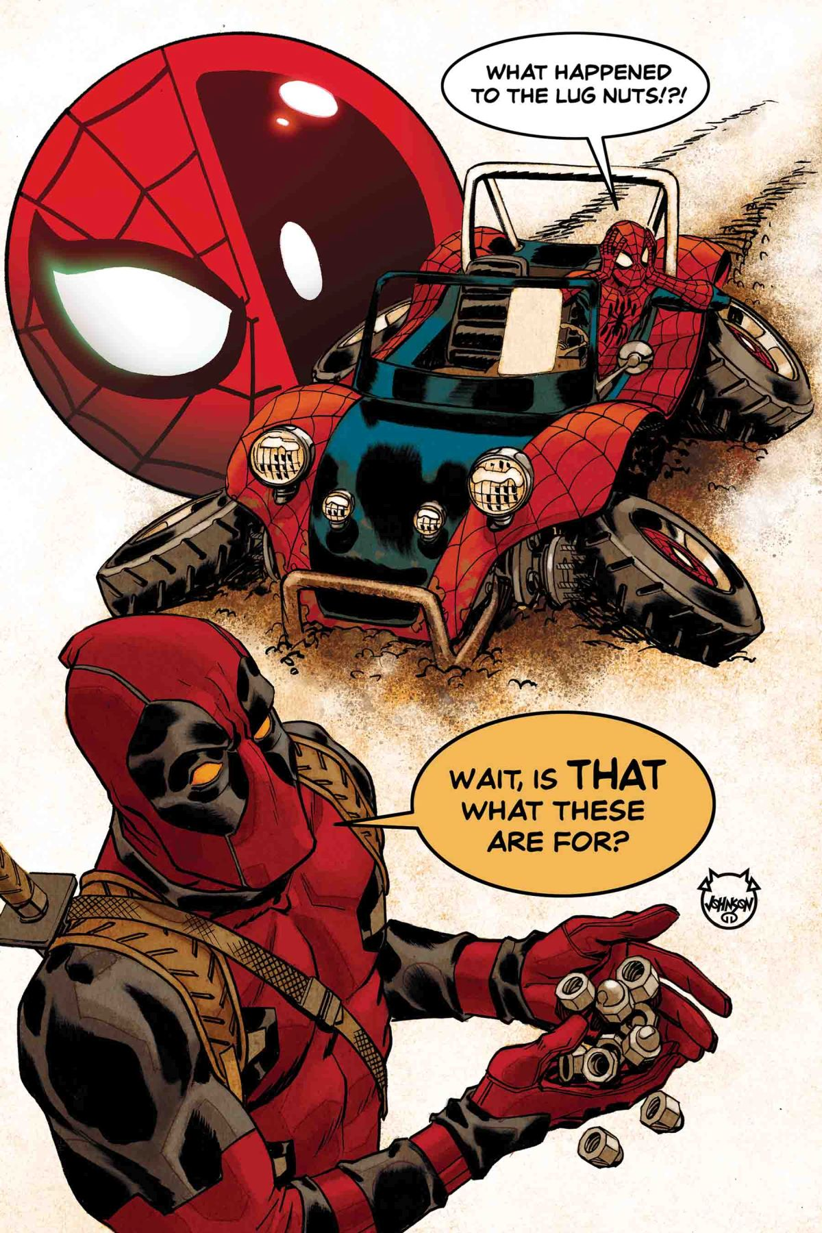 SPIDER-MAN/DEADPOOL #41 & #42