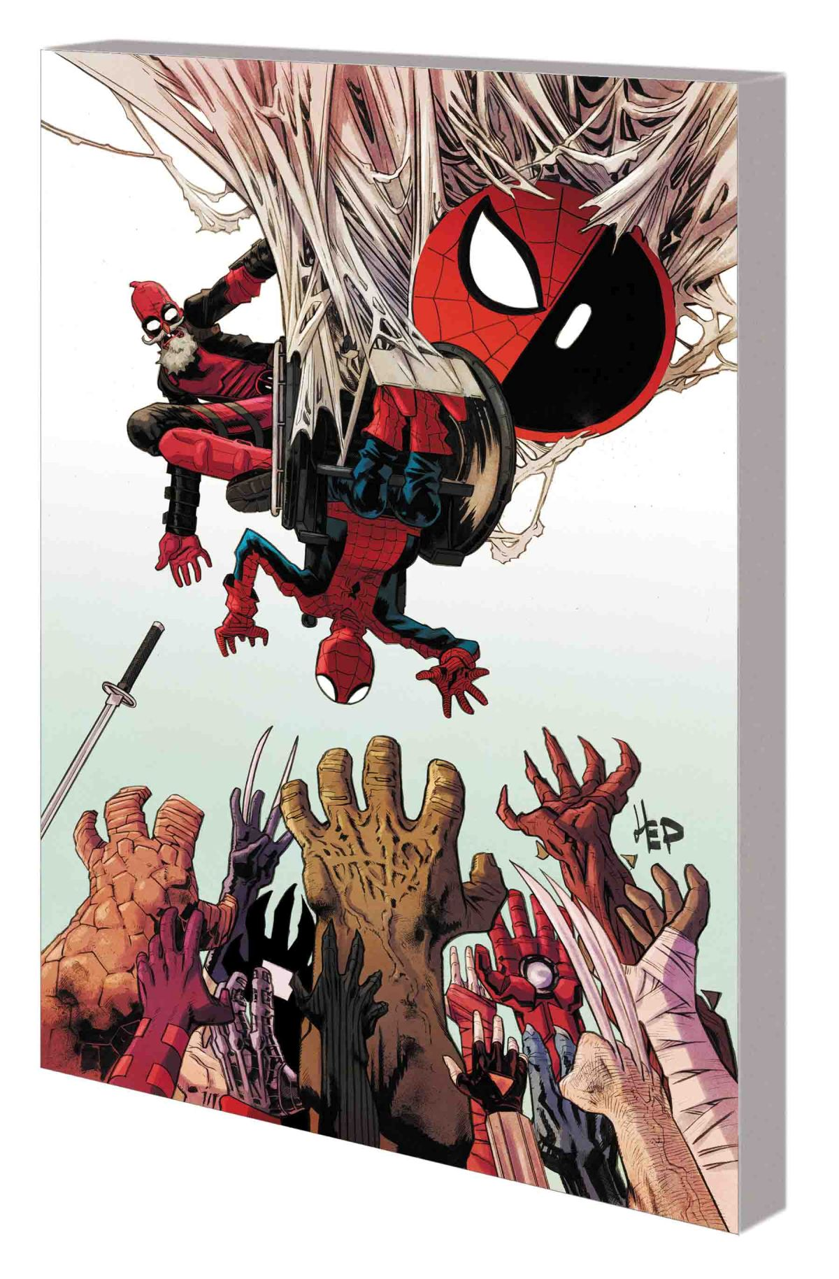 SPIDER-MAN/DEADPOOL VOL. 7: EVENTPOOL TPB
