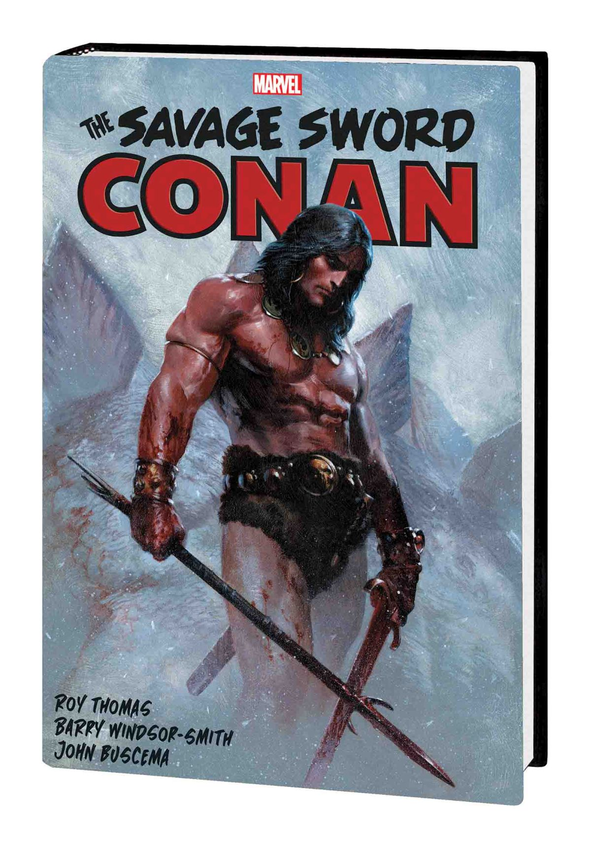 SAVAGE SWORD OF CONAN: THE ORIGINAL MARVEL YEARS OMNIBUS VOL. 1 HC