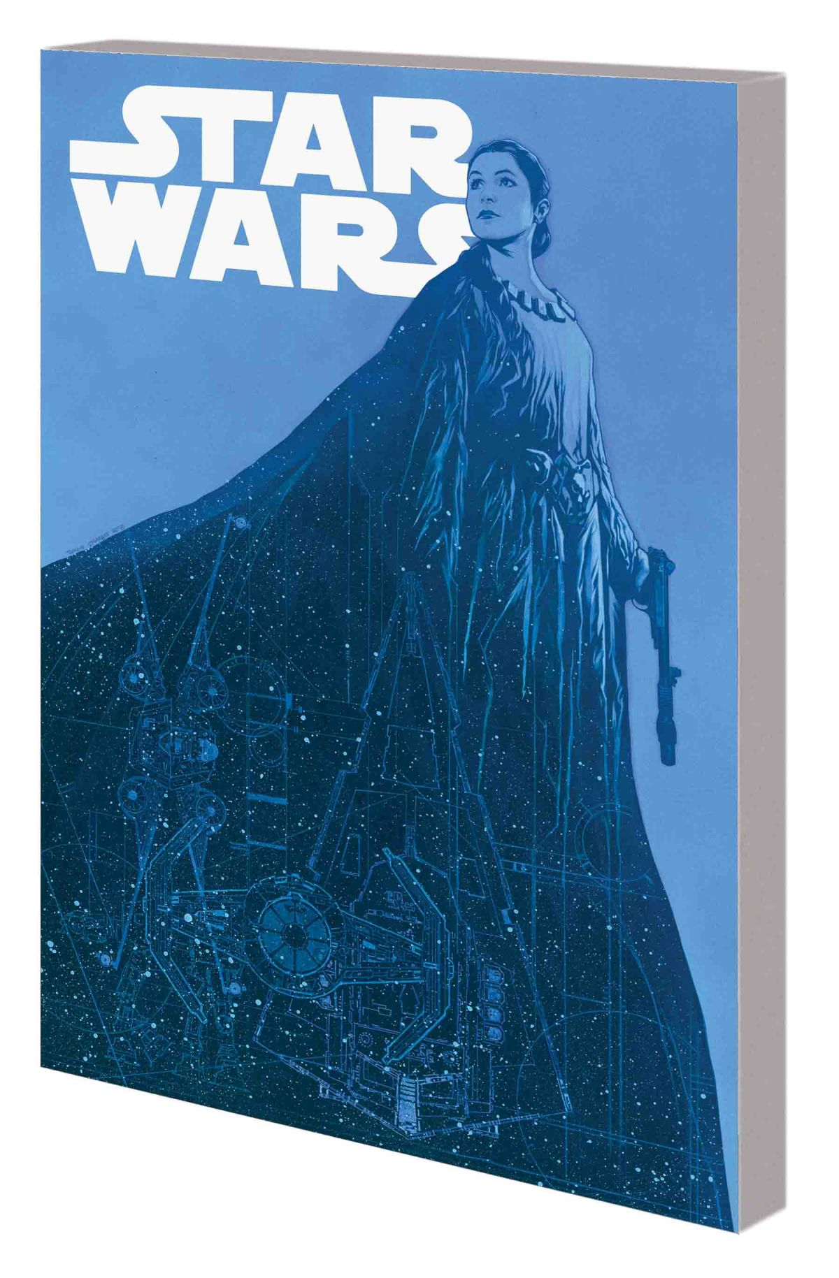 STAR WARS VOL. 9: HOPE BURNS TPB