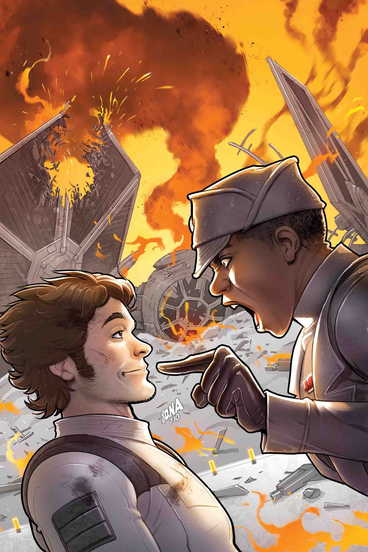 STAR WARS: HAN SOLO – IMPERIAL CADET #1 (of 5)