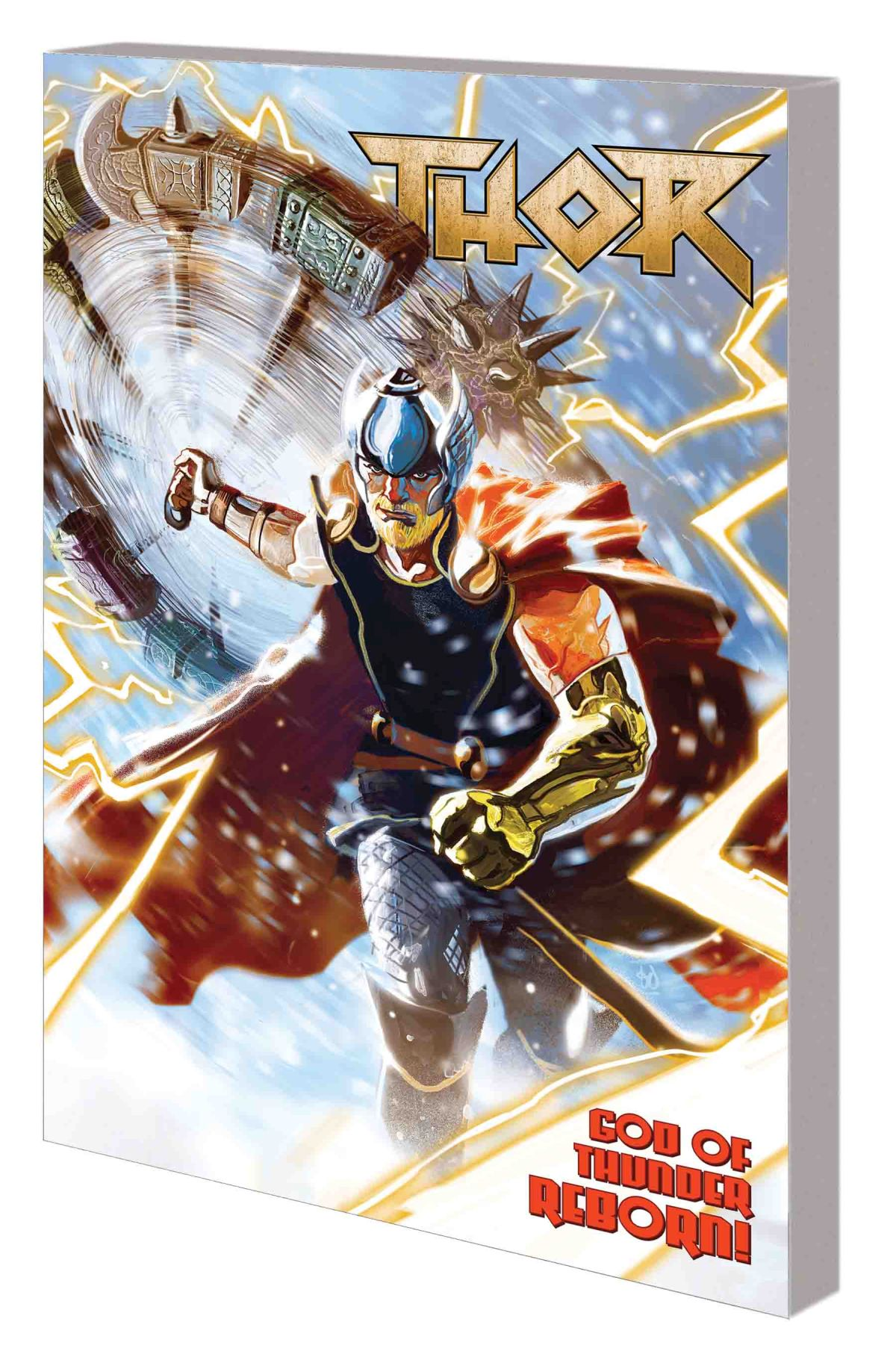 THOR VOL. 1: GOD OF THUNDER REBORN TPB