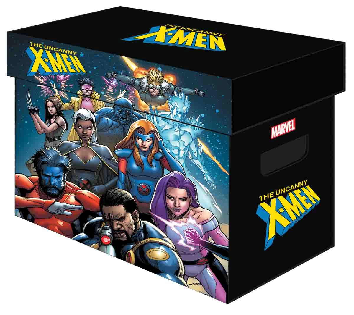 MARVEL GRAPHIC COMIC BOX: UNCANNY X-MEN #1