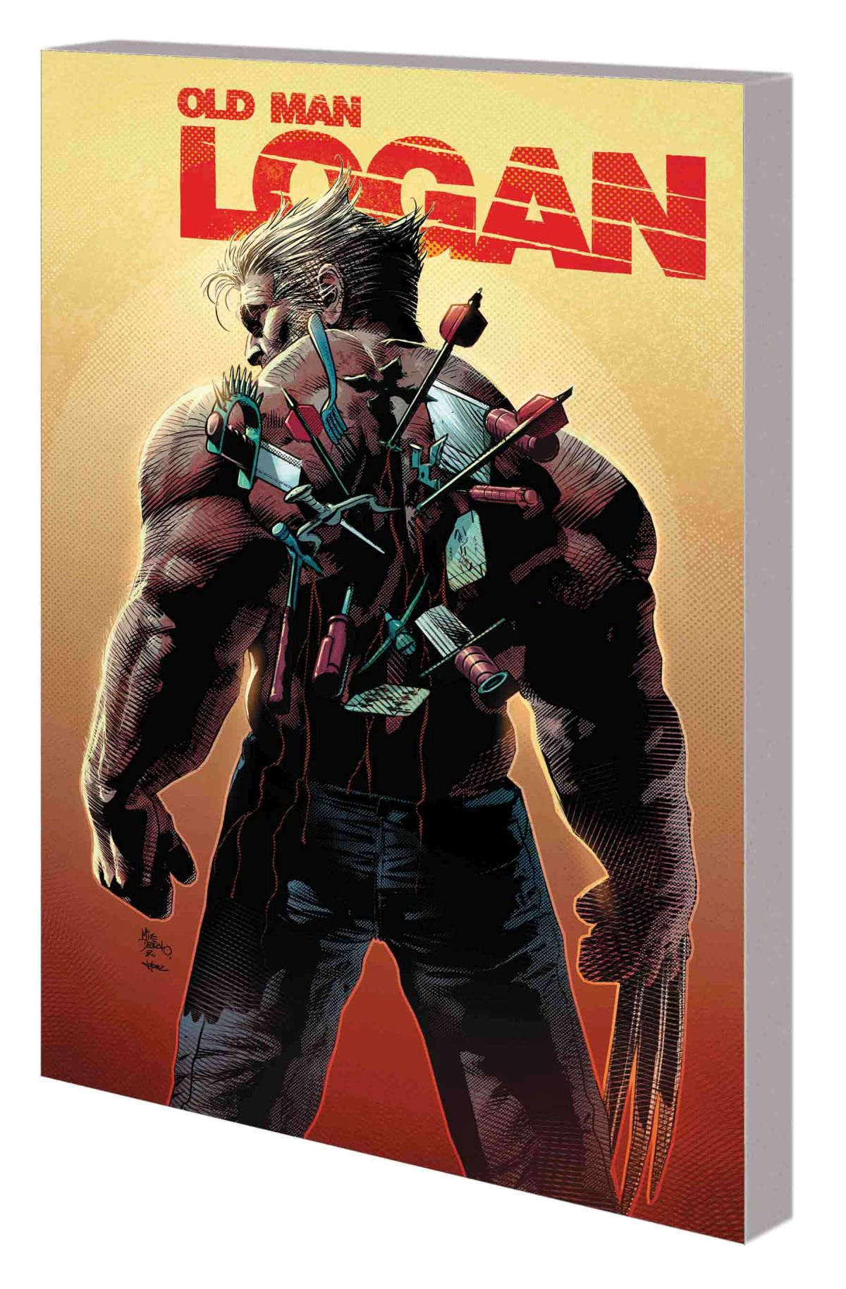 WOLVERINE: OLD MAN LOGAN VOL. 9 — THE HUNTER AND THE HUNTED TPB