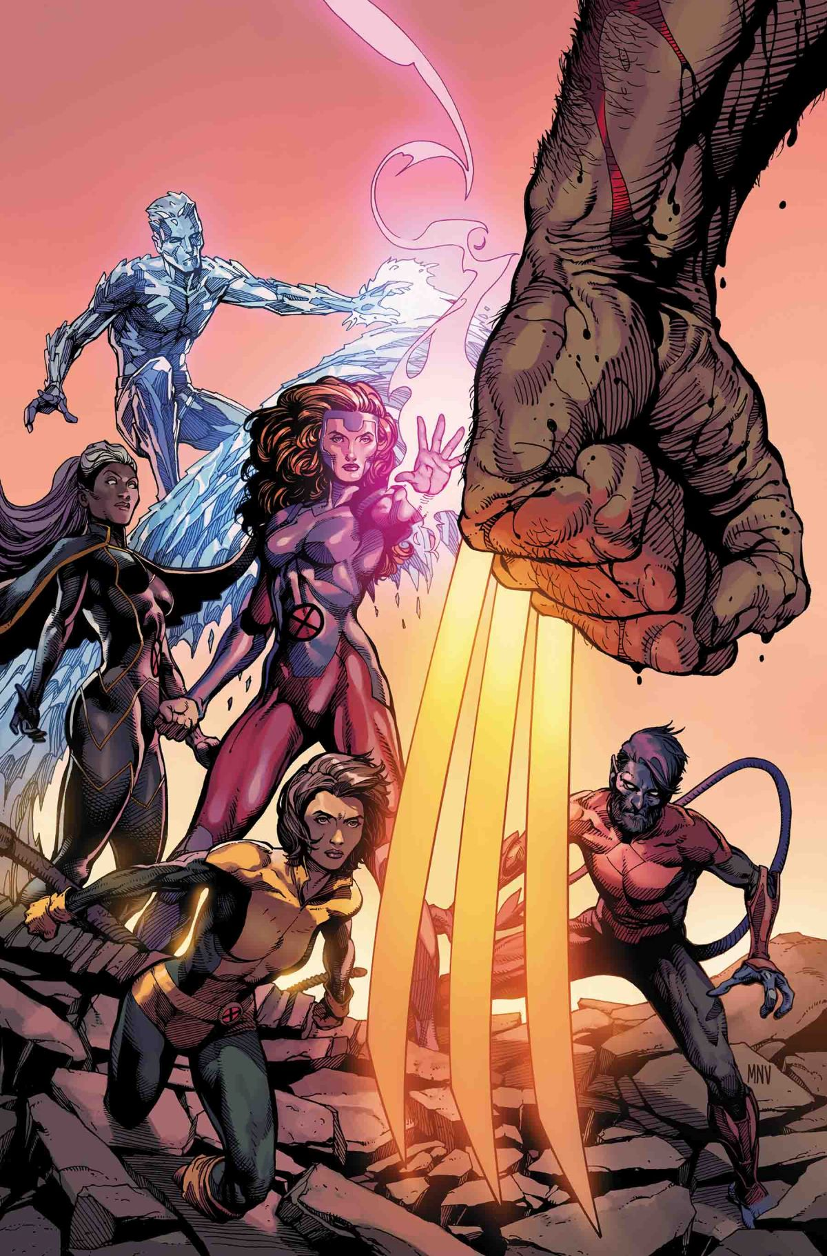 RETURN OF WOLVERINE #3 (of 5)