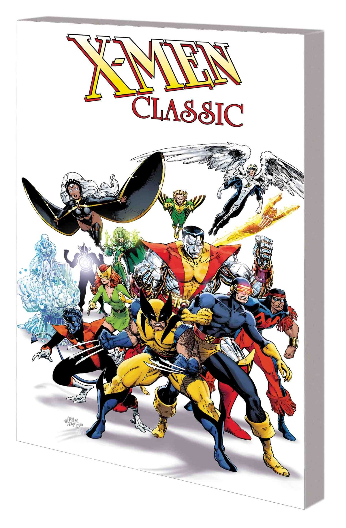 X-MEN CLASSIC: THE COMPLETE COLLECTION VOL. 1 TPB