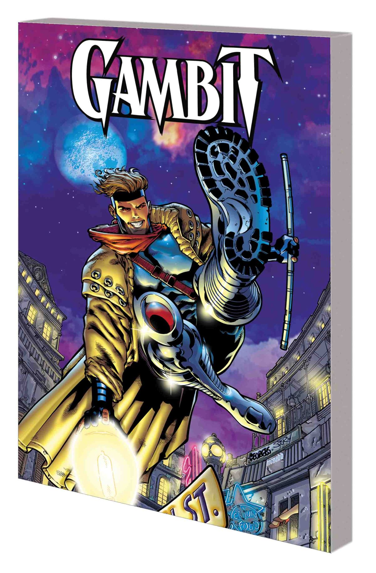 X-MEN: GAMBIT — THE COMPLETE COLLECTION VOL. 2 TPB