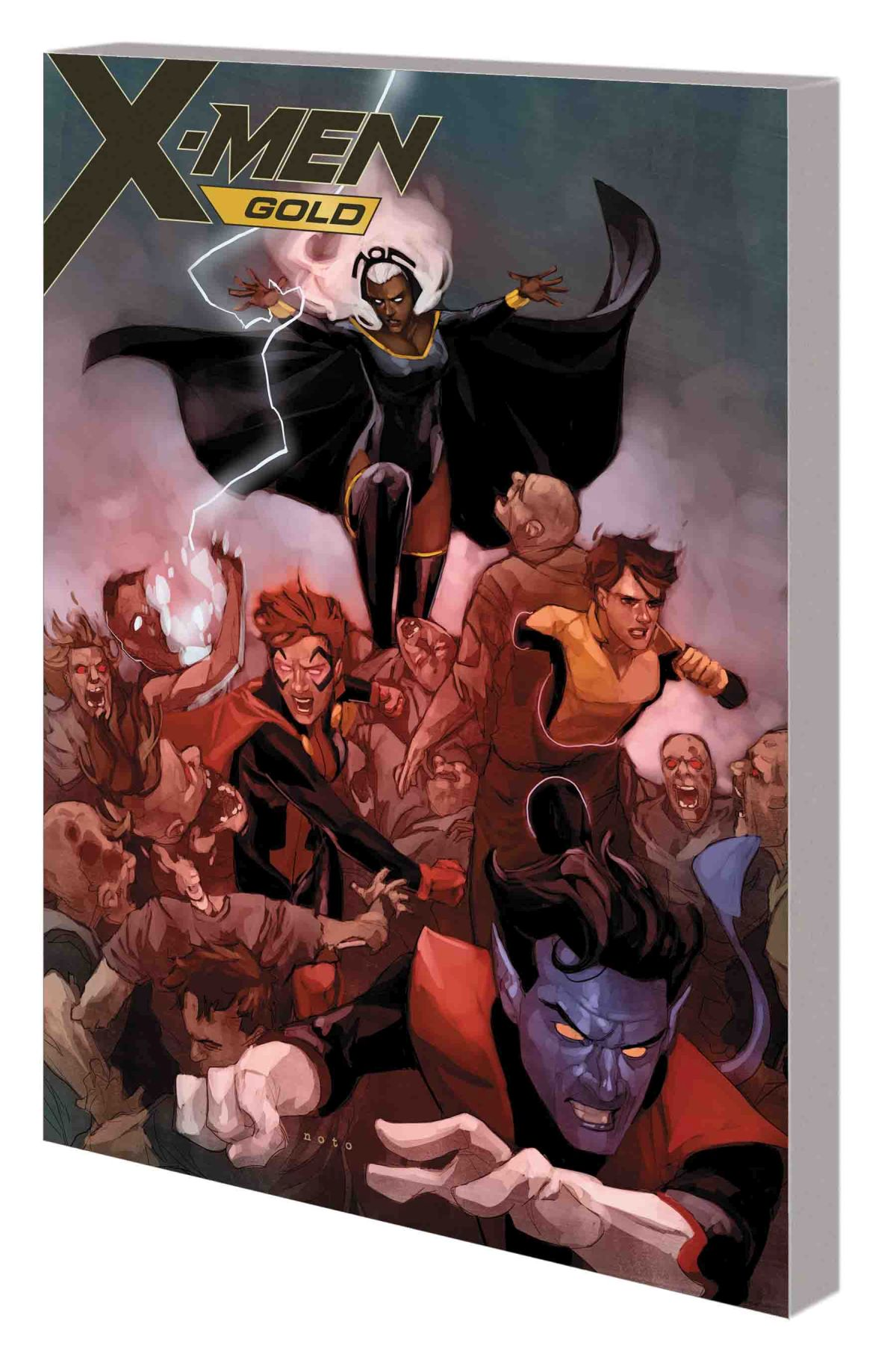 X-MEN GOLD VOL. 7 TPB