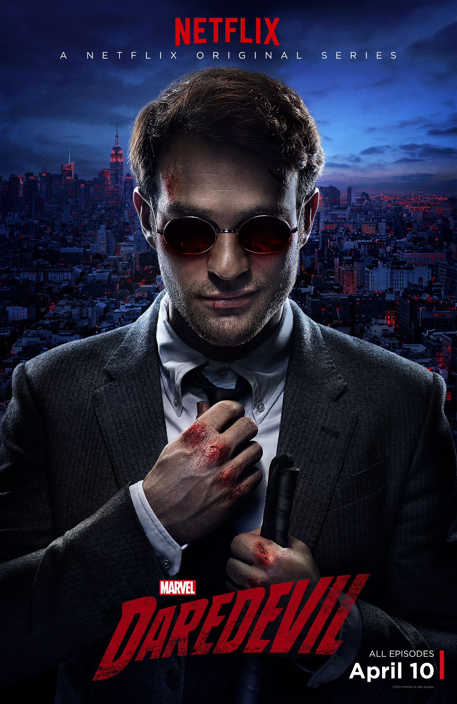 Daredevil Main Poster