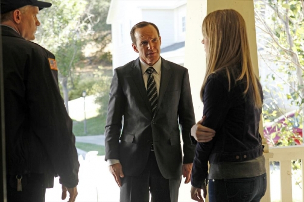 Marvel's Agents of SHIELD Repairs
