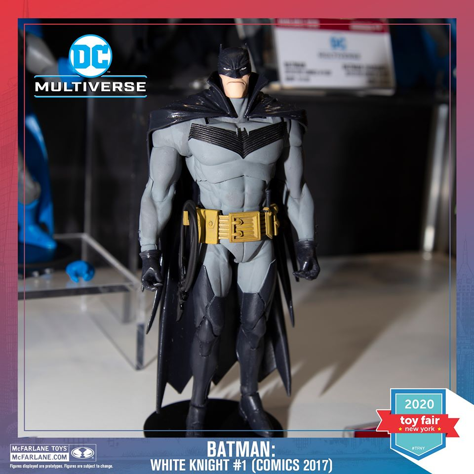 McFarlane Toys to Make Arkham Asylum and White Knight