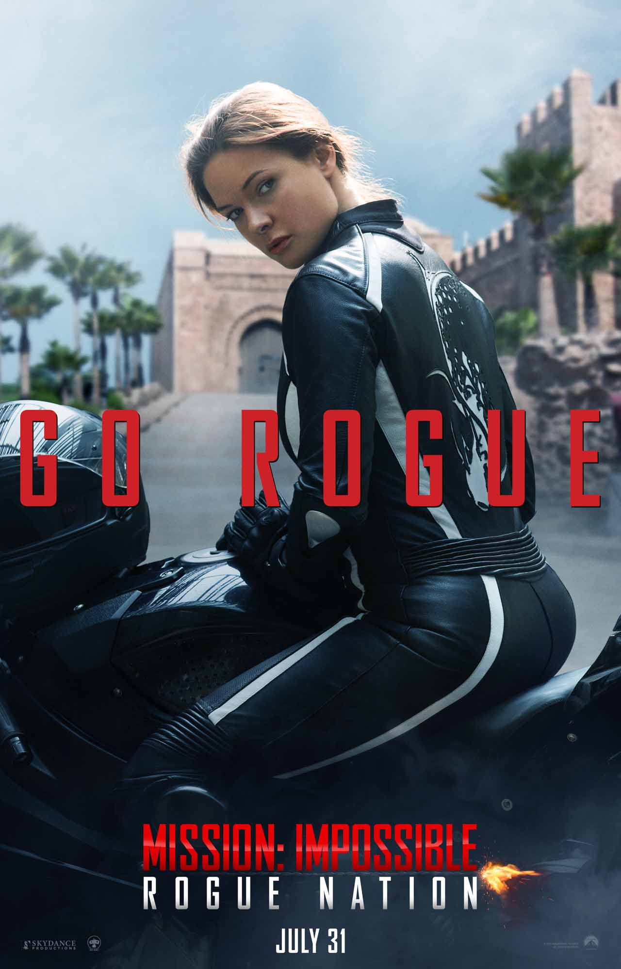 Mission: Impossible Rogue Nation