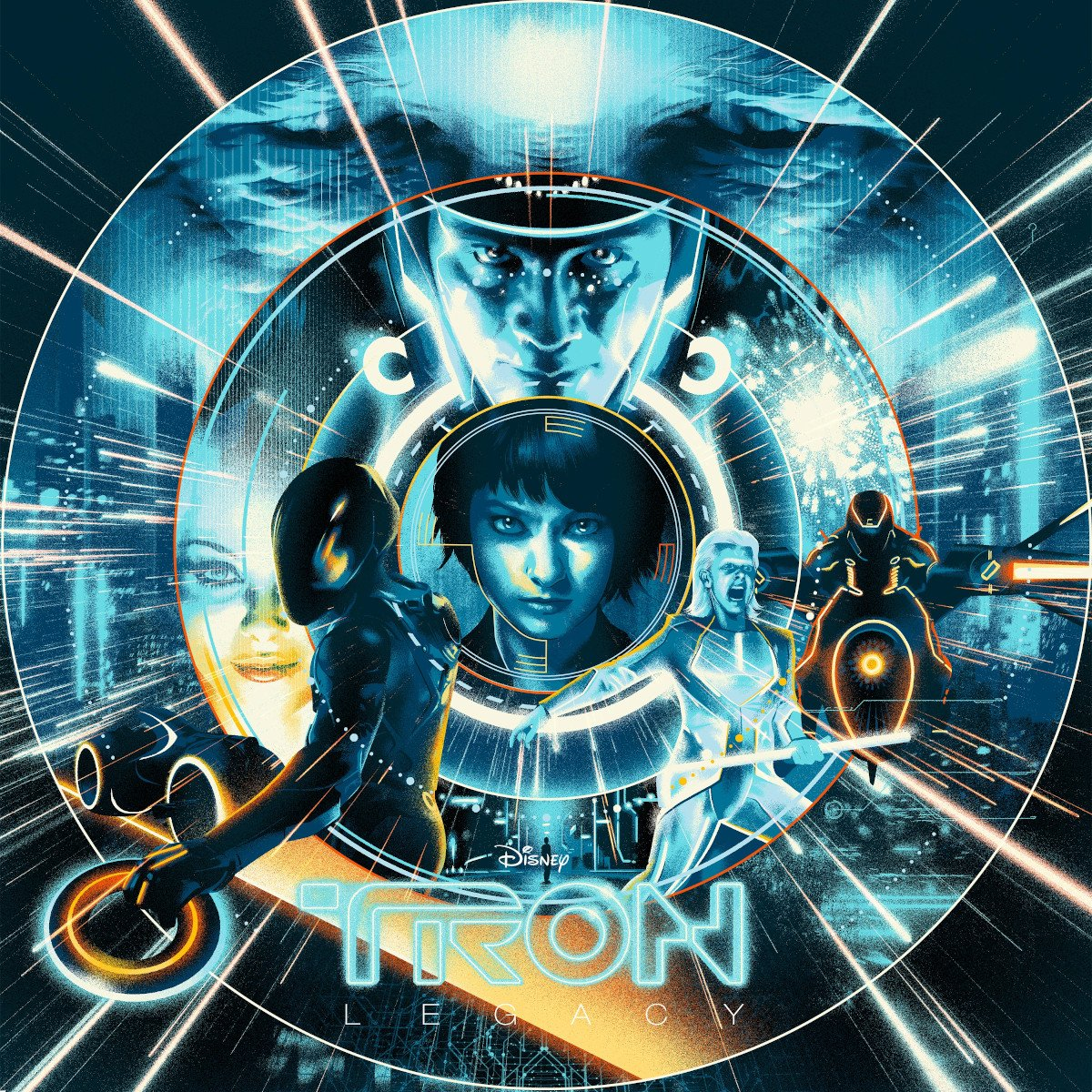 Tron: Legacy Soundtrack Cover