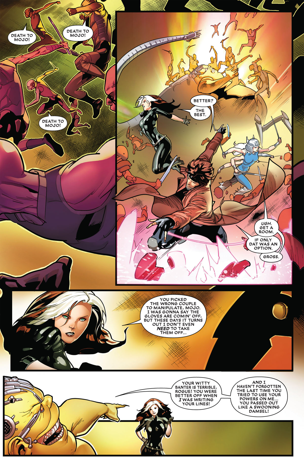 Mr. and Mrs. X #10 page 3