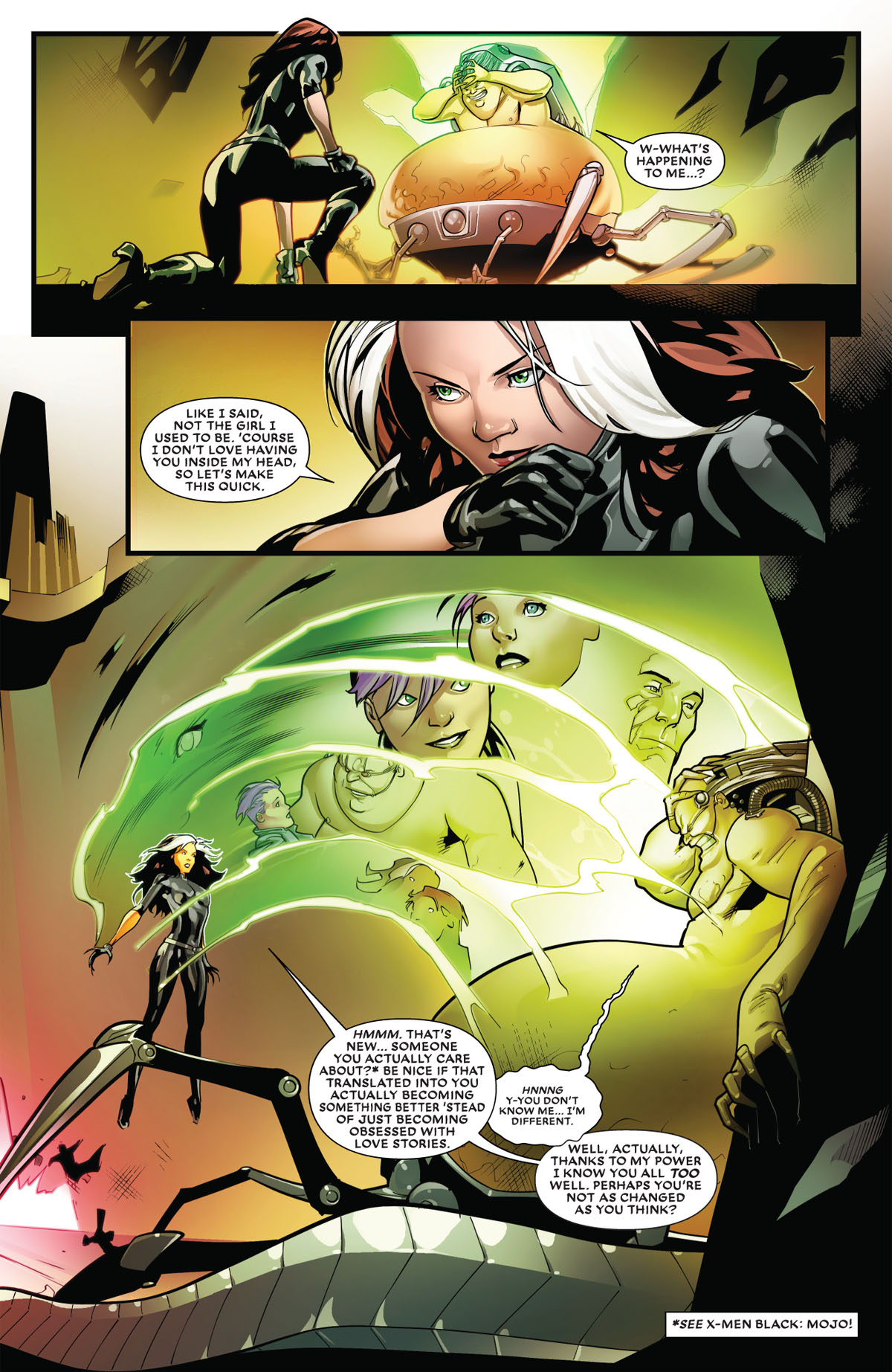 Mr. and Mrs. X #10 page 5