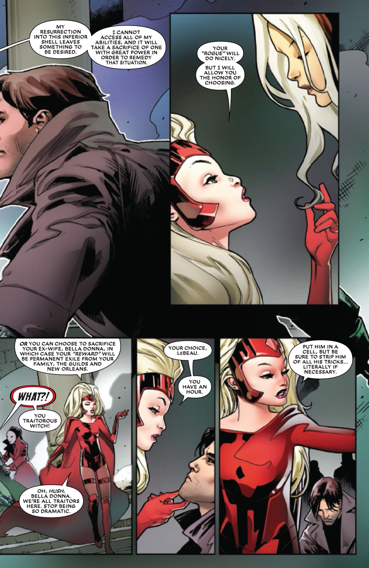 Mr. and Mrs. X #12 page 3