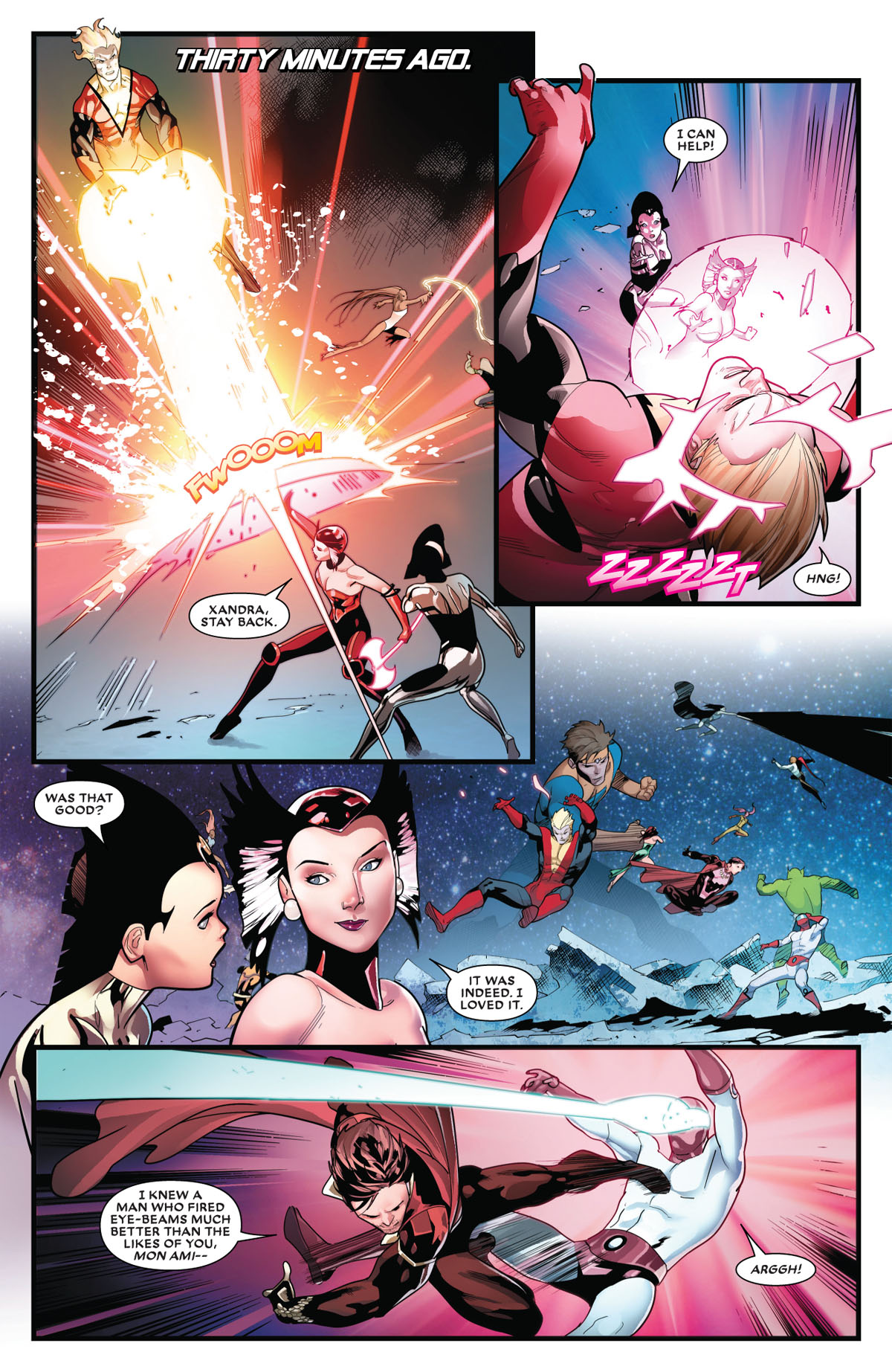 Mr. and Mrs. X #5 page 3