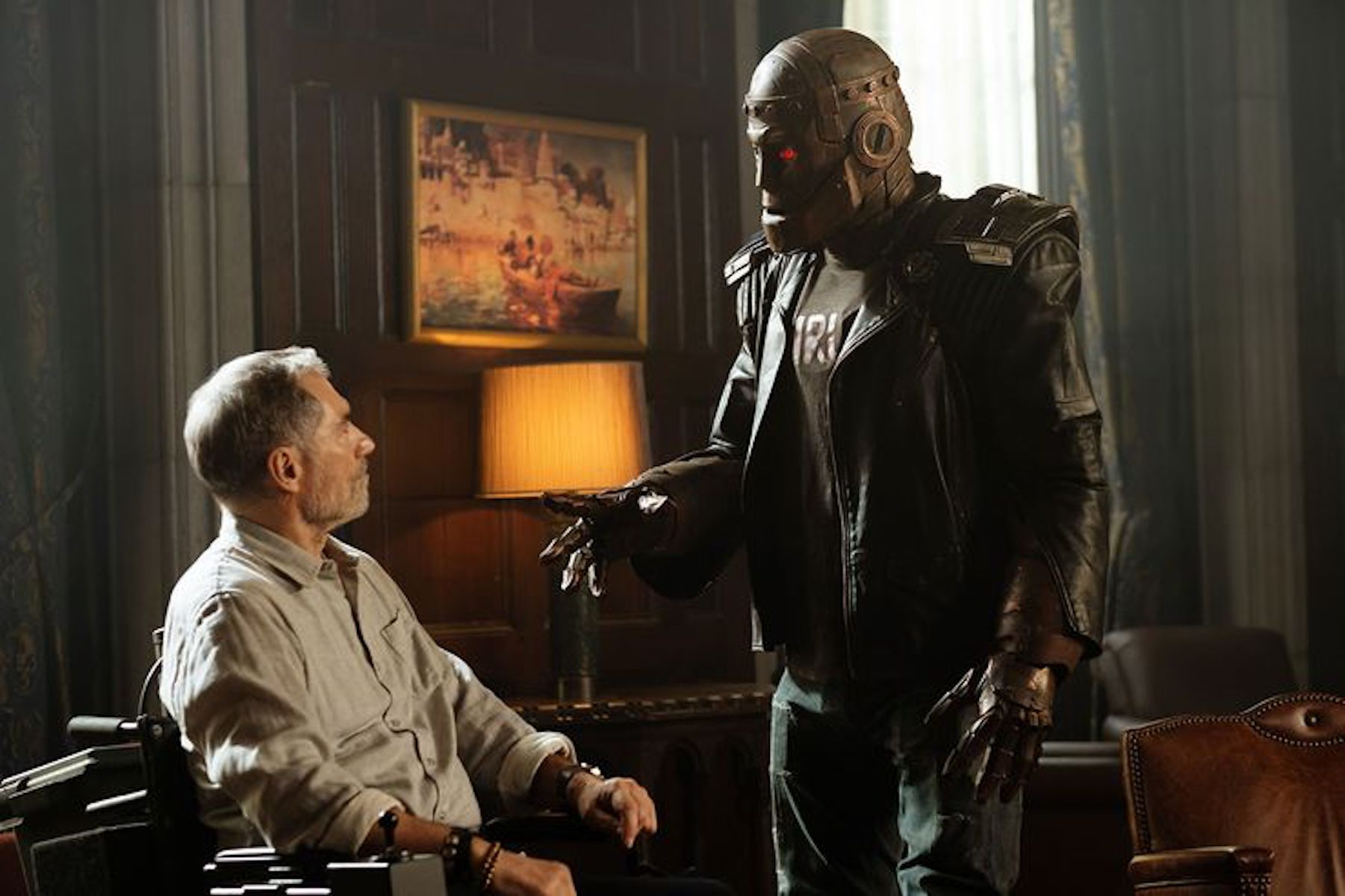 The Chief and Robotman