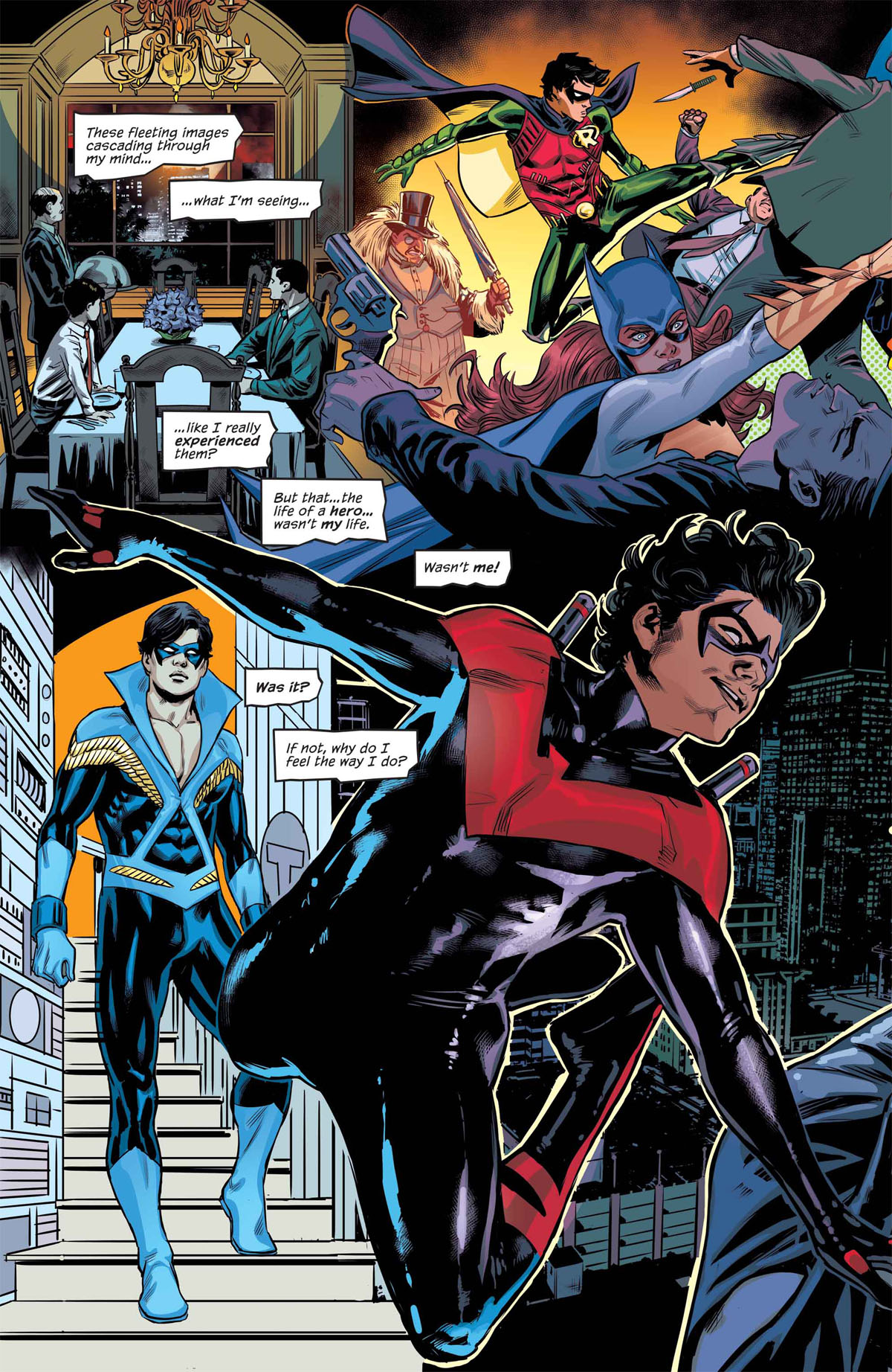 Nightwing #68 page 2