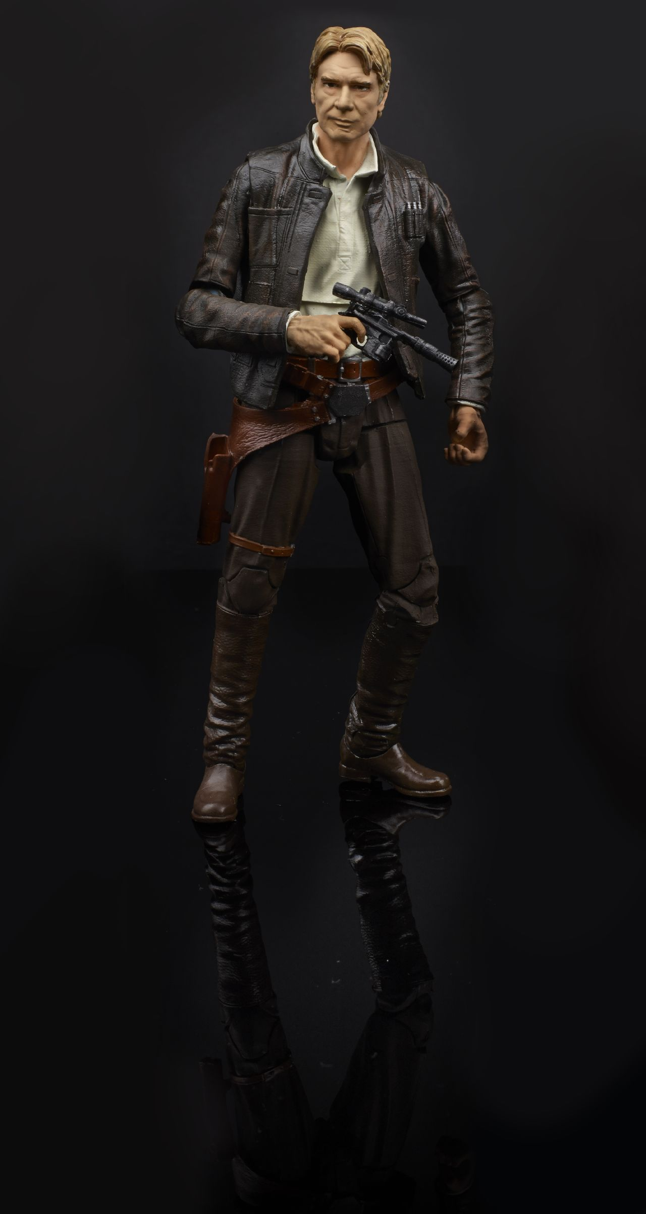 Star Wars: The Force Awakens Han Solo