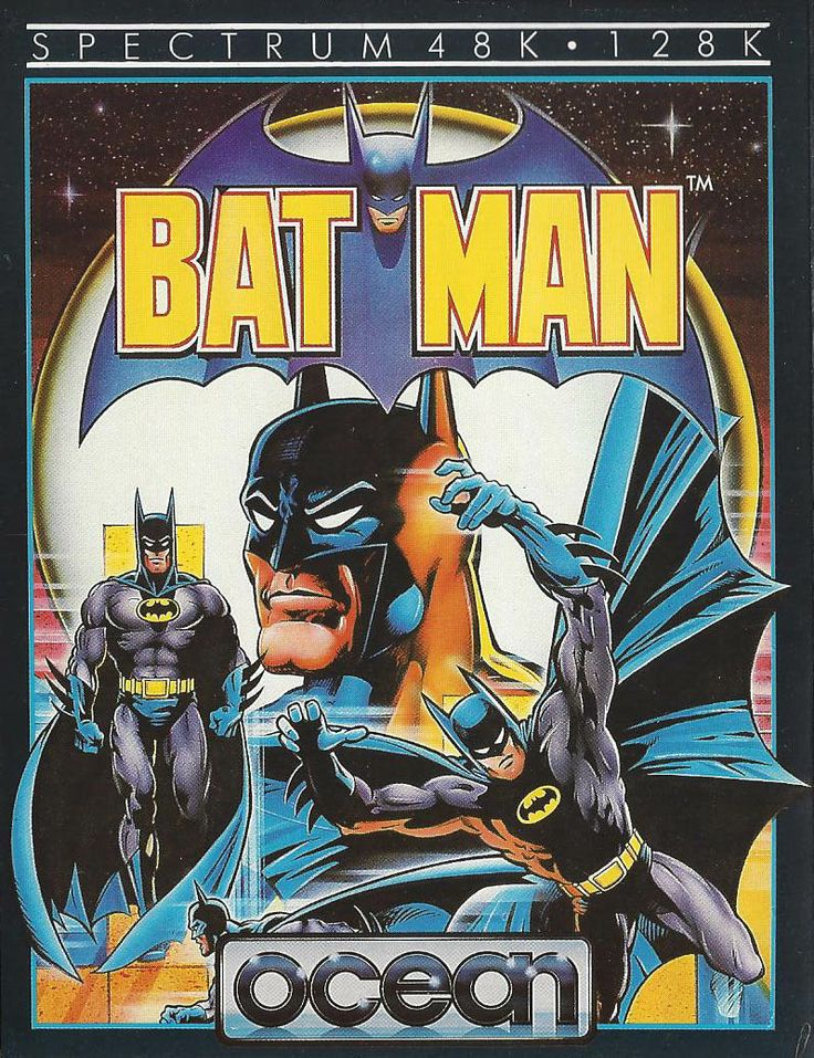 The first Batman video game