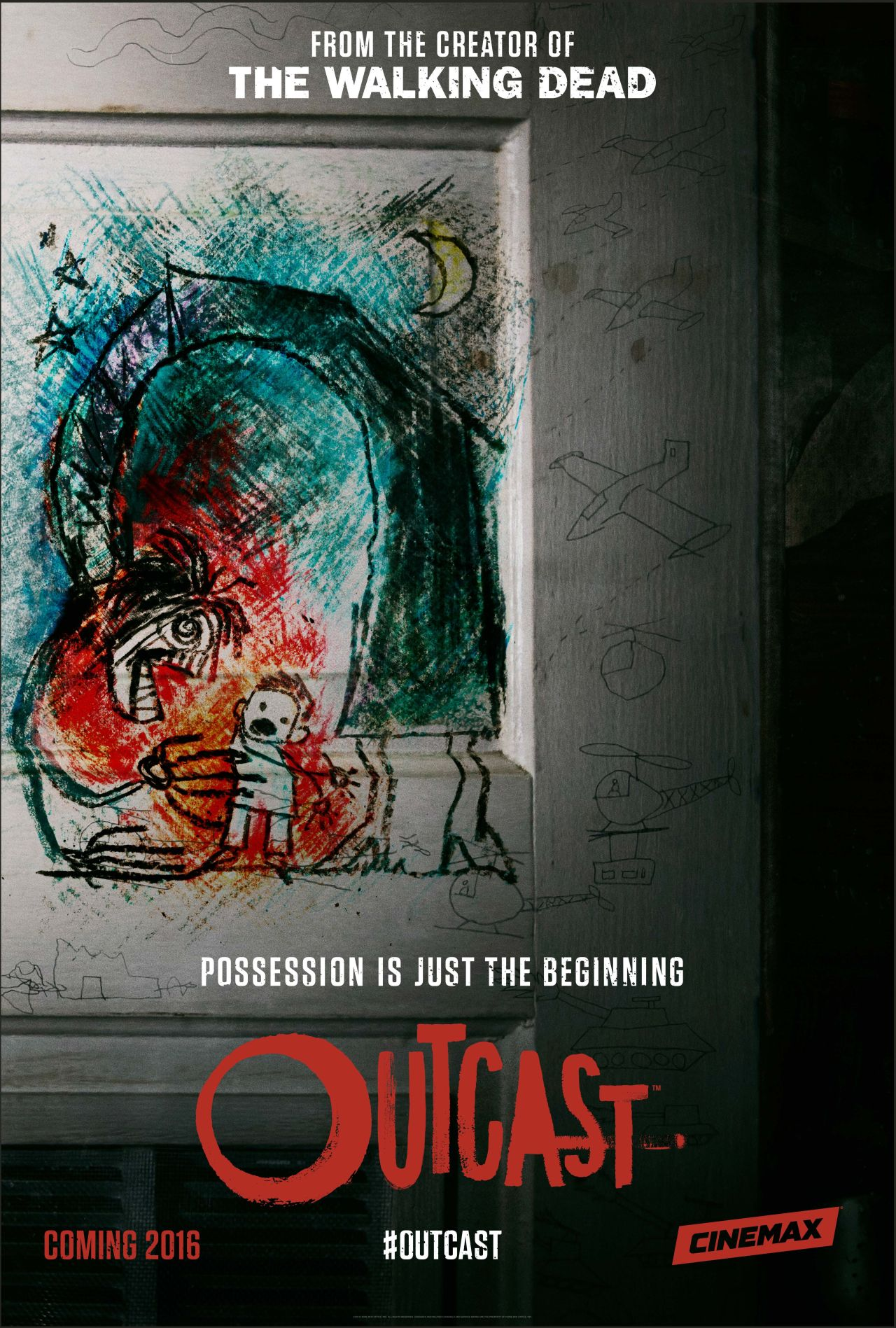Outcast key art