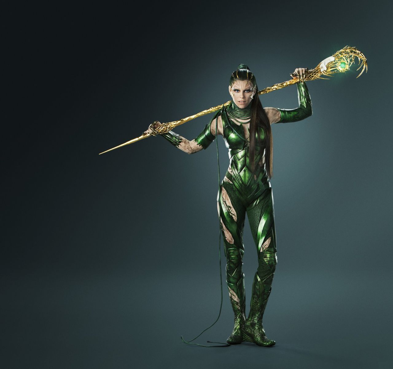 Elizabeth Banks as Rita Repulsa in 'Power Rangers'