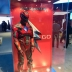 Power Rangers Virtual Reality Experience at CES