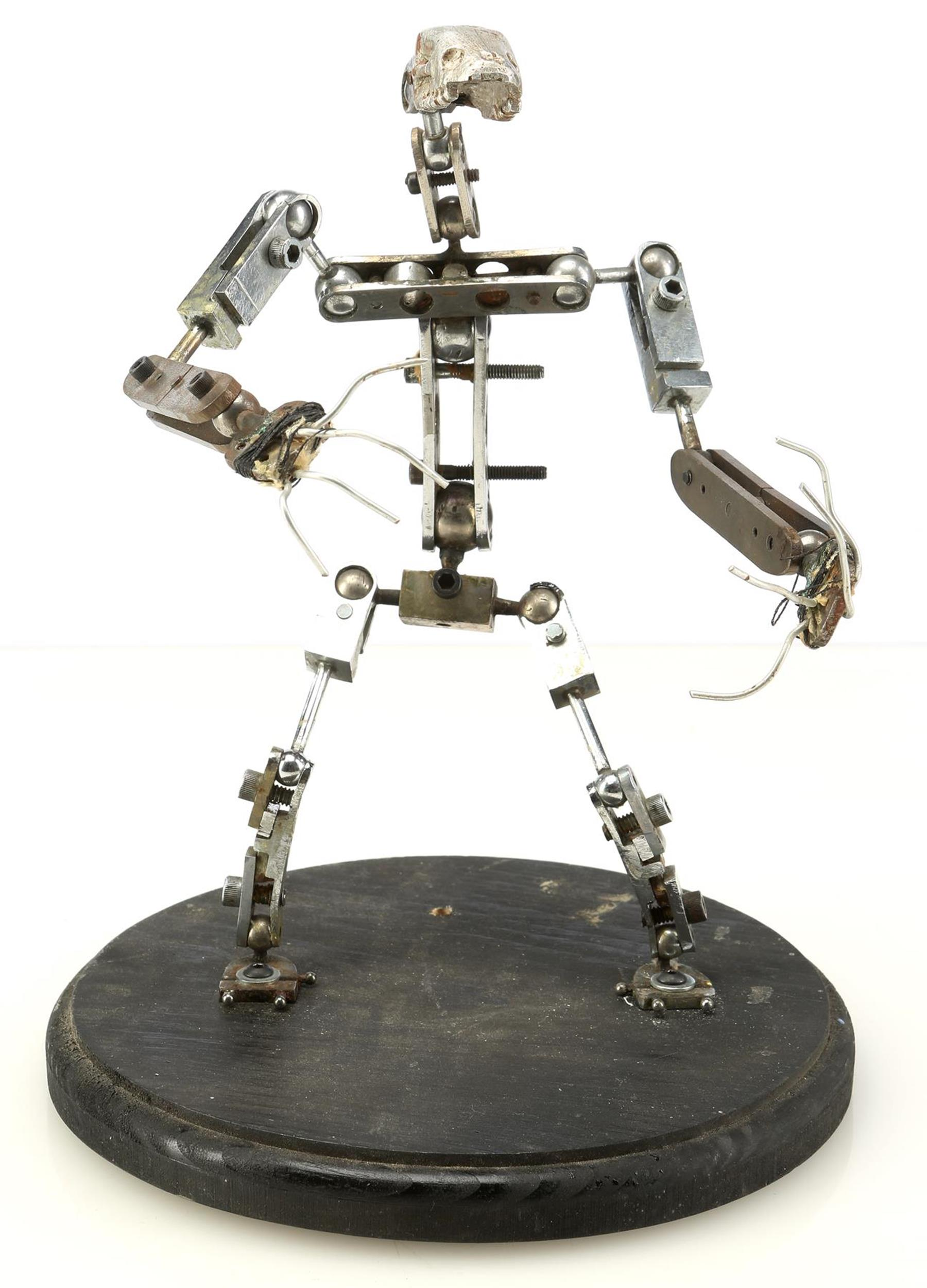 Armature for Key Chess Piece