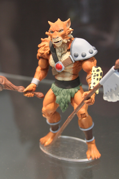 Mattel Jackalman and Lion-O