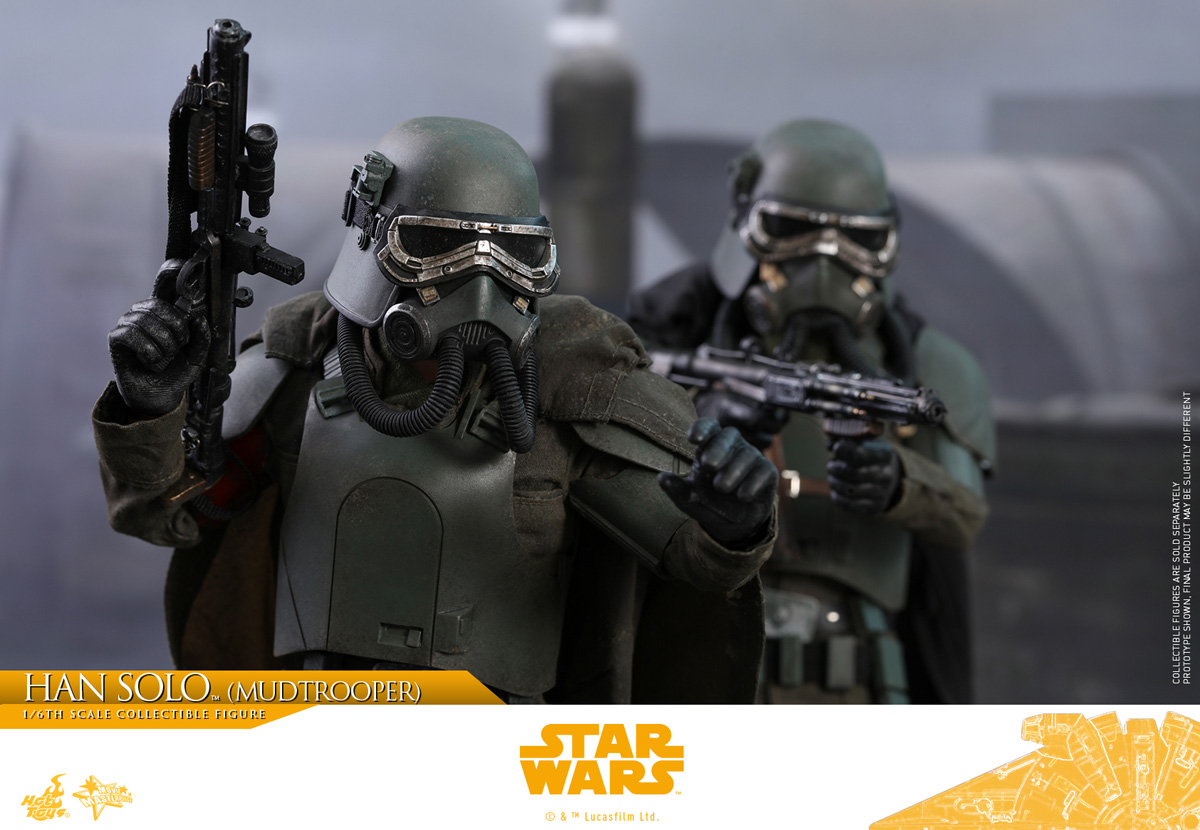 Solo: A Star Wars Story Hot Toys Gallery