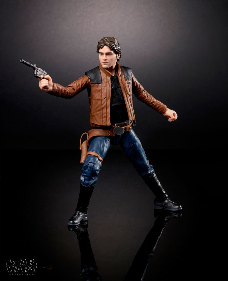 Solo: A Star Wars Story Black Series Han Solo