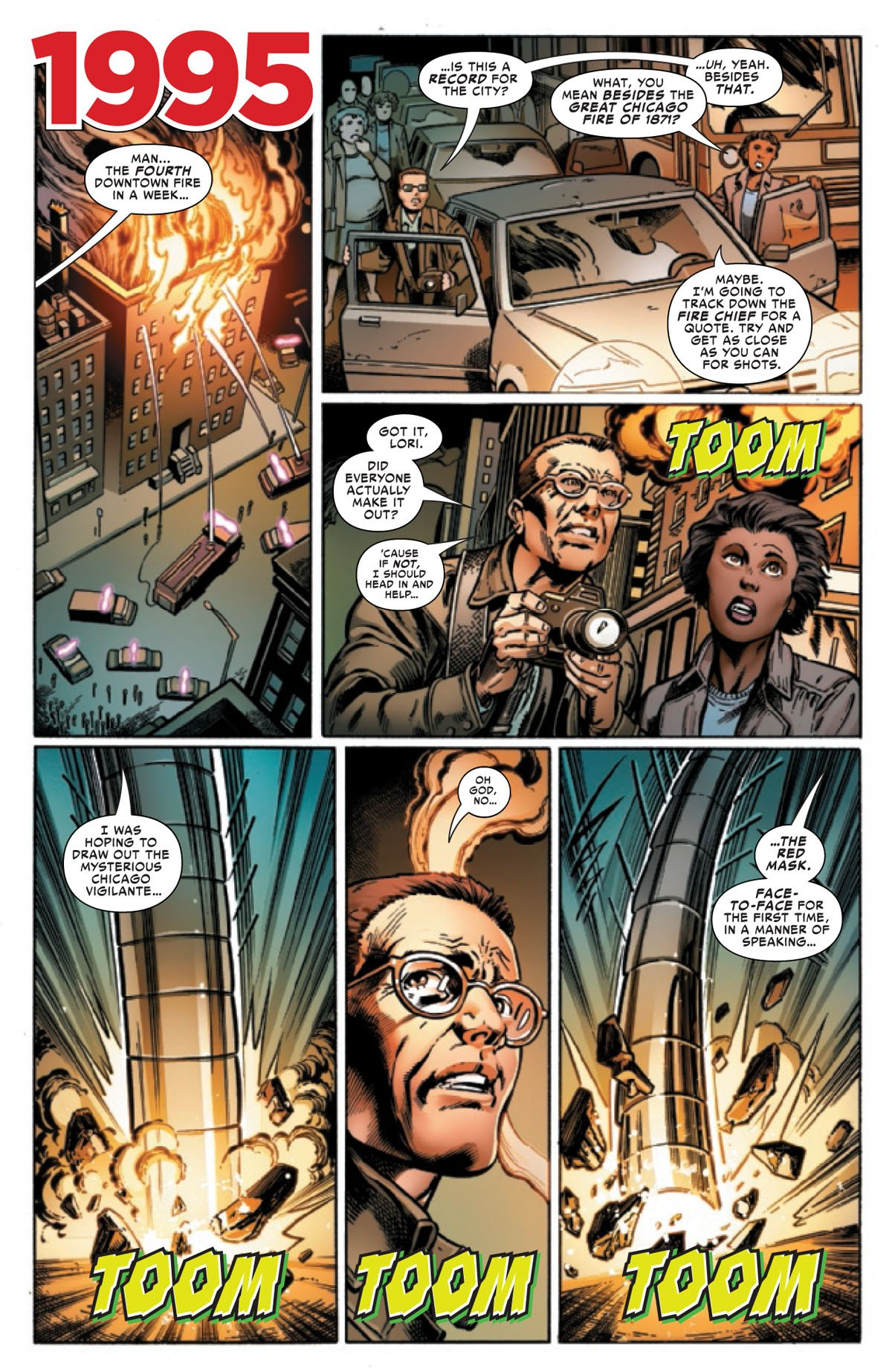 Spider-Man: Life Story #4 page 1