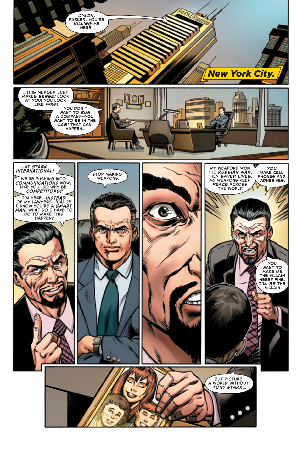 Spider-Man: Life Story #4 page 3