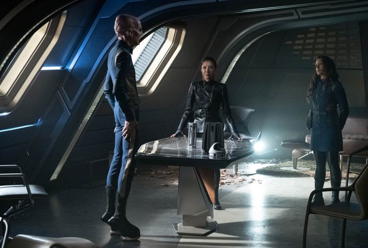 Star Trek Discovery Renewed For Fourth Season