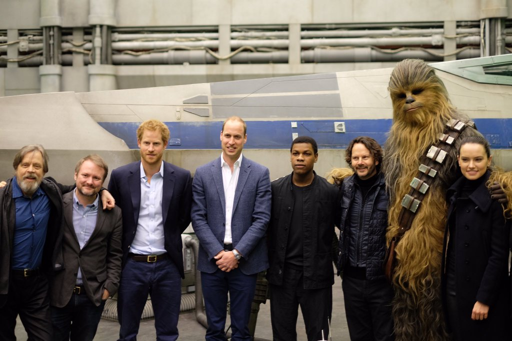 Star Wars: Episode VIII Set