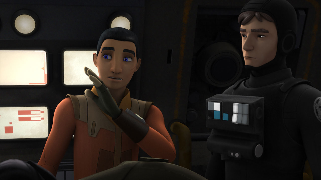 Star Wars Rebels - Double Agent Droid