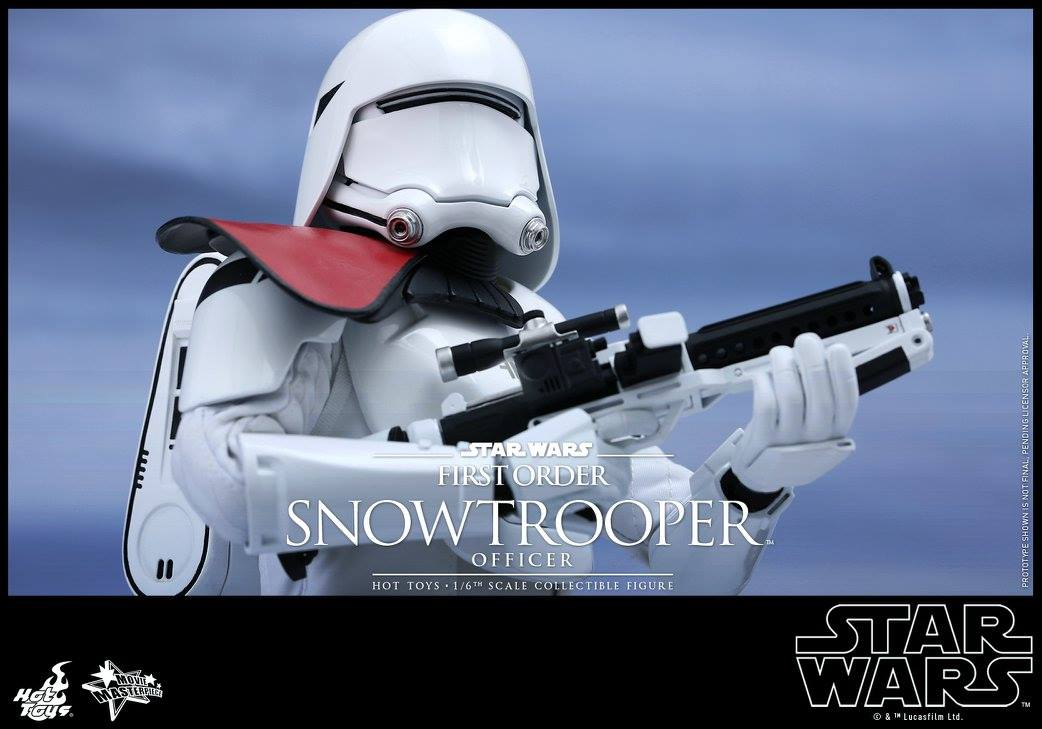 Star Wars: The Force Awakens Hot Toys