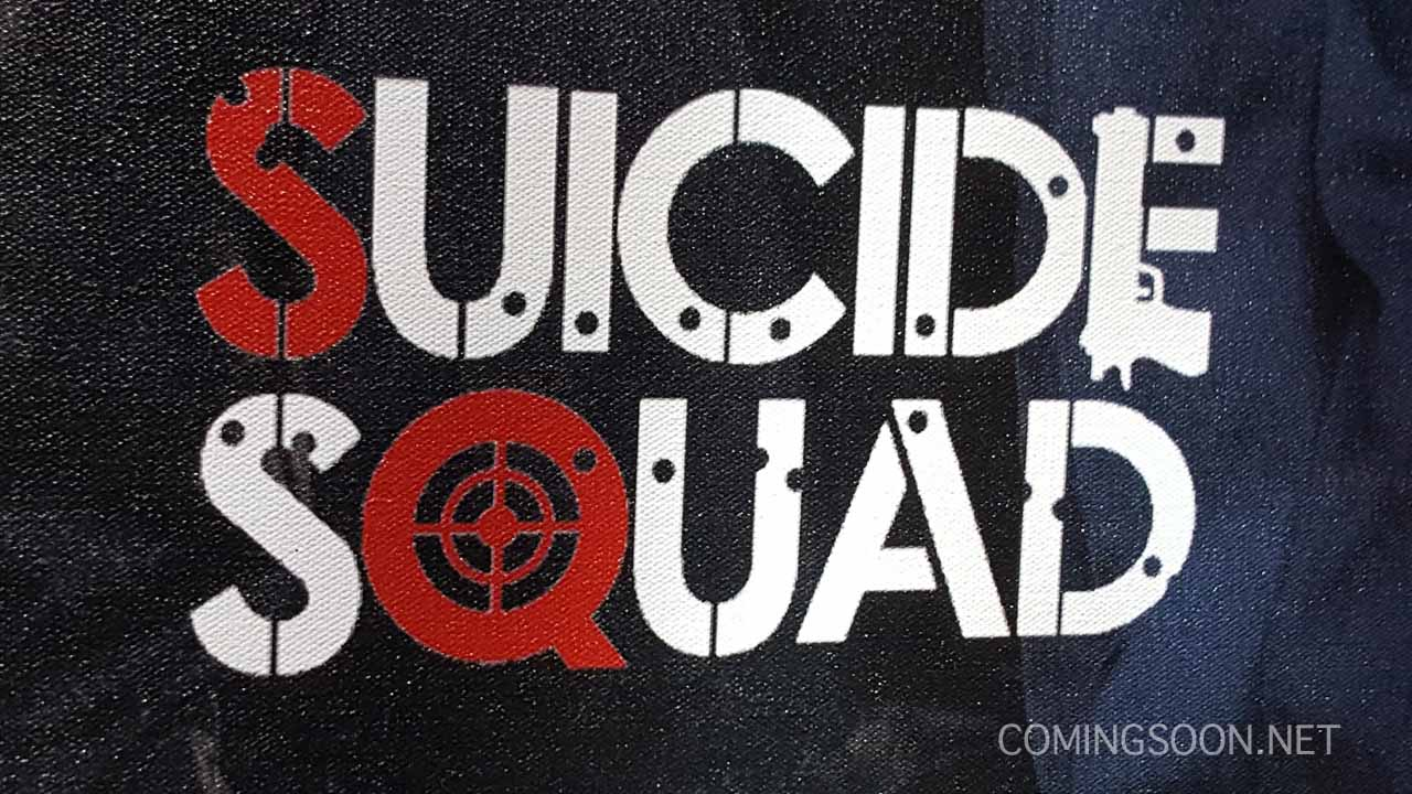 Suicide Squad Licensing Expo
